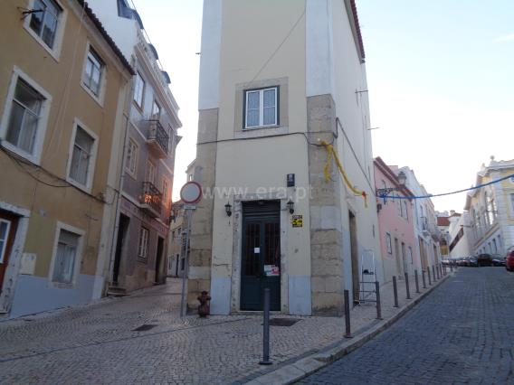Appartement T1 / Lisboa, Lapa - Madragoa