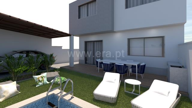 Detached house T3 / Montijo, Montijo e Afonsoeiro