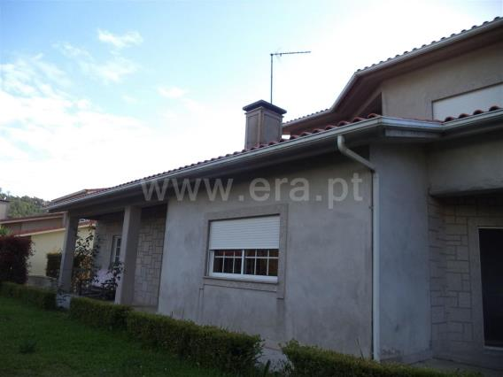 Detached house T5 / Esposende, Antas