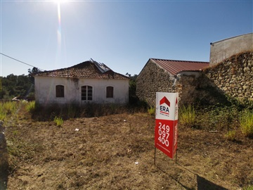 Plot with ruin / Ourém, Seiça